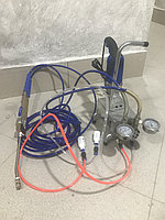 Двухкомпонентный насос для инъекций акрилатов (геля)
