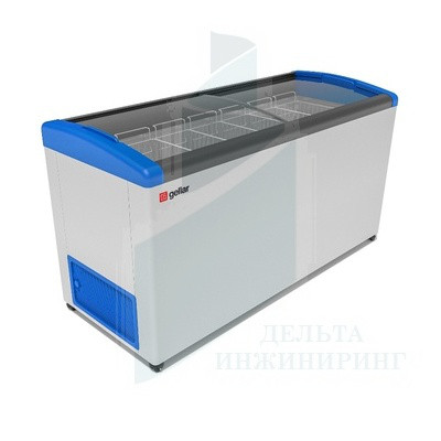 Морозильный ларь FROSTOR GELLAR FG 675 E