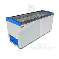 Морозильный ларь FROSTOR GELLAR FG 775 E