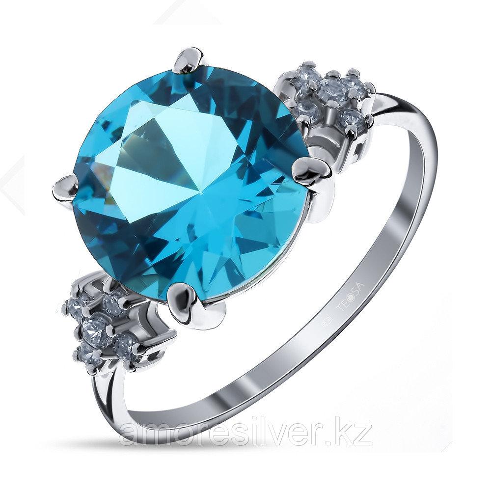 Серебряное кольцо с алпанитом   Teosa 10-283-TC