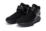 """Баскетбольные кроссовки Air Jordan XXXII (32) """"All Black"""" (40-46), фото 2"""