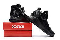 """Баскетбольные кроссовки Air Jordan XXXII (32) """"All Black"""" (40-46), фото 5"""