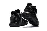"""Баскетбольные кроссовки Air Jordan XXXII (32) """"All Black"""" (40-46), фото 3"""