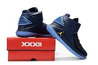 """Баскетбольные кроссовки Air Jordan XXXII (32) """"Marquette"""" (40-46), фото 5"""