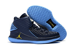 """Баскетбольные кроссовки Air Jordan XXXII (32) """"Marquette"""" (40-46)"""