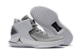 """Баскетбольные кроссовки Air Jordan XXXII (32) """"Georgetown"""" (40-46)"""