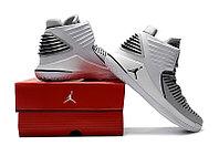 """Баскетбольные кроссовки Air Jordan XXXII (32) """"Georgetown"""" (40-46), фото 5"""