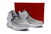 """Баскетбольные кроссовки Air Jordan XXXII (32) """"Georgetown"""" (40-46), фото 6"""