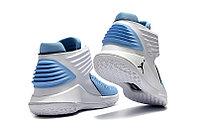 """Баскетбольные кроссовки Air Jordan XXXII (32) """"UNC Tar Heels"""" (40-46), фото 4"""