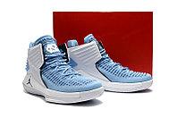 """Баскетбольные кроссовки Air Jordan XXXII (32) """"UNC Tar Heels"""" (40-46), фото 5"""