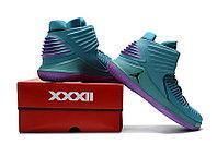 """Баскетбольные кроссовки Air Jordan XXXII (32) """"Hornets"""" (40-46), фото 5"""