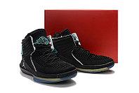 """Баскетбольные кроссовки Air Jordan XXXII (32) """"Black/Hyper Jade"""" (40-46), фото 5"""