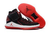 """Баскетбольные кроссовки Air Jordan XXXII (32) """"Bred"""" (40-46)"""