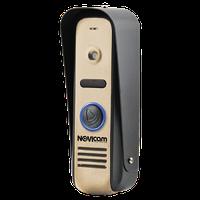 Цветная вызывная панель 800 ТВЛ с ИК подсветкой MASK GOLD NOVIcam