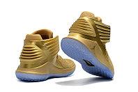 """Баскетбольные кроссовки Air Jordan XXXII (32) """"Metallic Gold"""" (40-46), фото 4"""