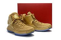 """Баскетбольные кроссовки Air Jordan XXXII (32) """"Metallic Gold"""" (40-46), фото 6"""