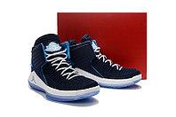 """Баскетбольные кроссовки Air Jordan XXXII (32) """"Deep Blue/White"""" (40-46), фото 6"""