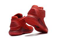 """Баскетбольные кроссовки Air Jordan XXXII (32) """"Rosso Corsa"""" (40-46), фото 2"""