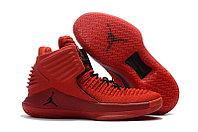 """Баскетбольные кроссовки Air Jordan XXXII (32) """"Rosso Corsa"""" (40-46)"""