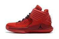"""Баскетбольные кроссовки Air Jordan XXXII (32) """"Rosso Corsa"""" (40-46), фото 4"""