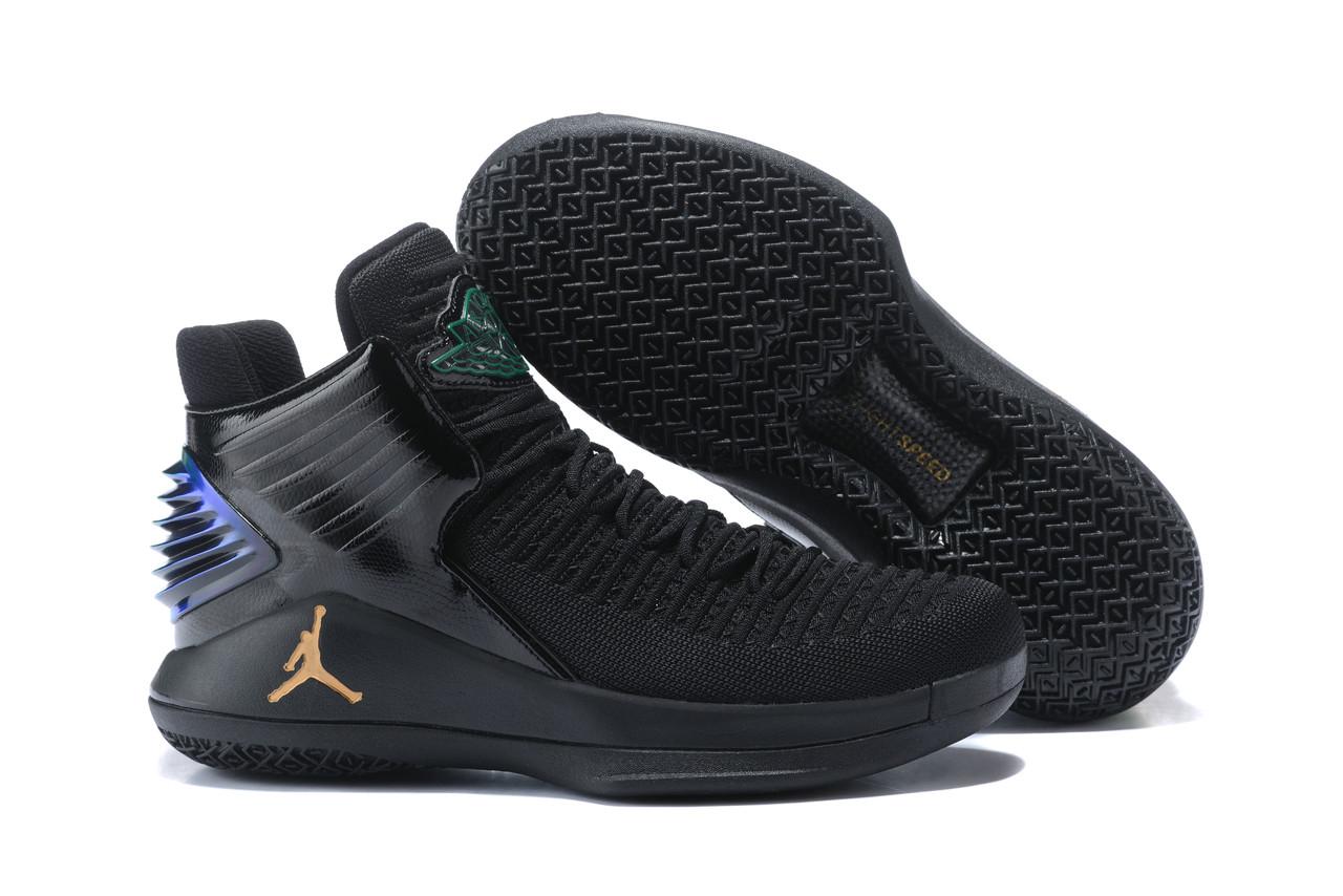 """Баскетбольные кроссовки Air Jordan XXXII (32) """"PK80"""" (40-46)"""