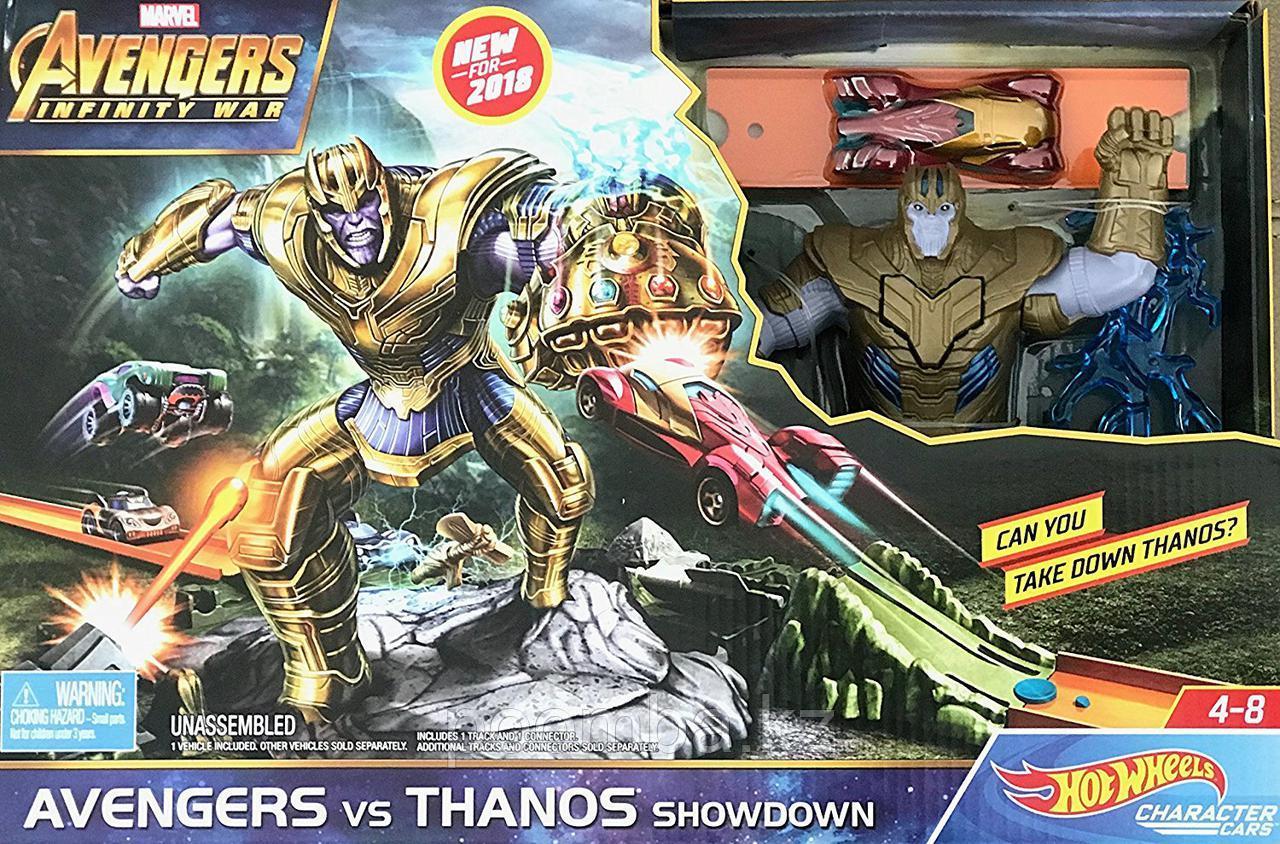 """Игровой набор """"Битва Мстителей против Таноса"""""""