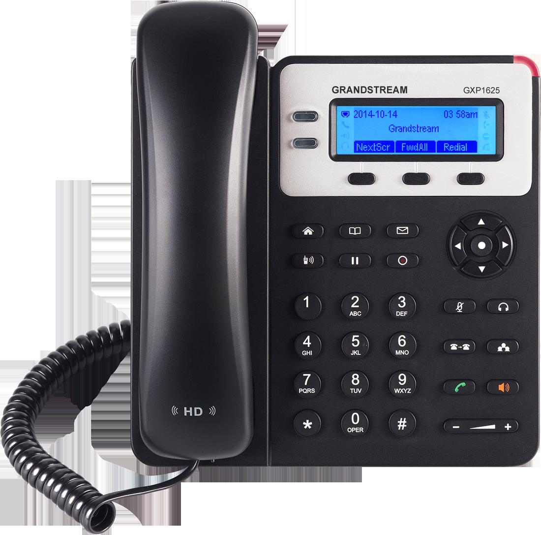 IP телефон Grandstream GXP1625 (POE)