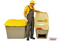Ящик BOXSAND для песка, пескосоляной смеси, соли, гравия 250 - 500 литров