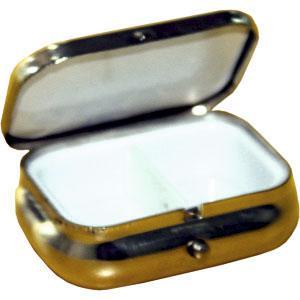 Таблеточный бокс прямоугольный 2 отделения