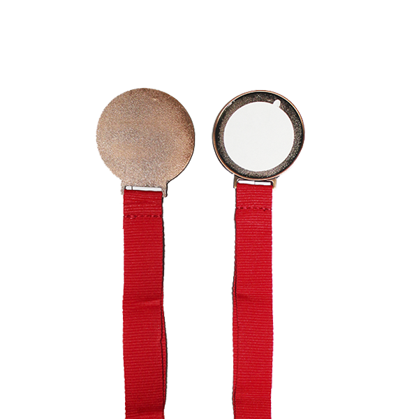 Медаль металлическая Бронза в коробочке