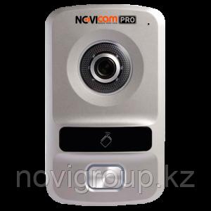 IP вызывная панель 720р со встроенным считывателем карт и ИК подсветкой ND11W NOVIcam PRO