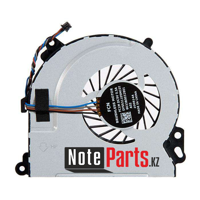 Вентилятор для ноутбука HP 15-j000