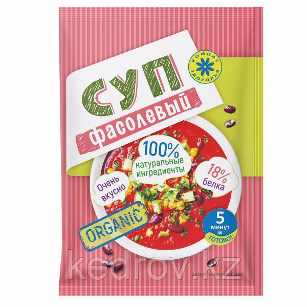 "Суп-пюре ""Фасолевый""  300 г ( 10 пакетиков ) цена за 1 пакет"