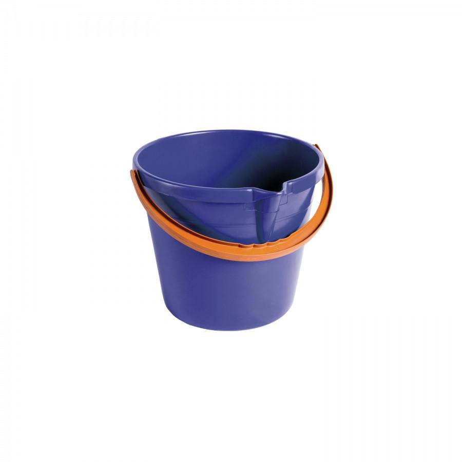 Ведро-лейка 7 л мп пищ из пластика, Зета,  ZETA,