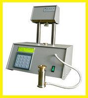 ПСХ-10 (SP) - Газопроницаемость образцов с открытой пористостью, удельная поверхность и средний размер частиц