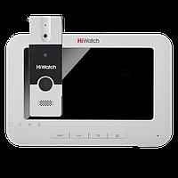 Комплект Аудио-Видео Домофона HiWatch DS-KIS202