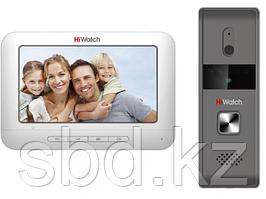 Комплект Аудио-Видео Домофона HiWatch DS-D100K