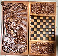 "Шахматы и нарды ""Лампа Алладина """