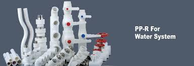 Трубы полипропиленовые для горячей и холодной воды