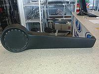 Акустический подиум на передние двери Лада Самара 2, фото 1