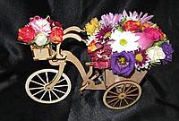 Велосипед для цветов, фото 1