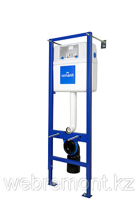 Инсталляция д/унитаза VECTOR, металлический каркас д/унитаза с бачком, фото 2