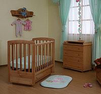 Кроватки, кровати-трансформеры, манежи, колыбели