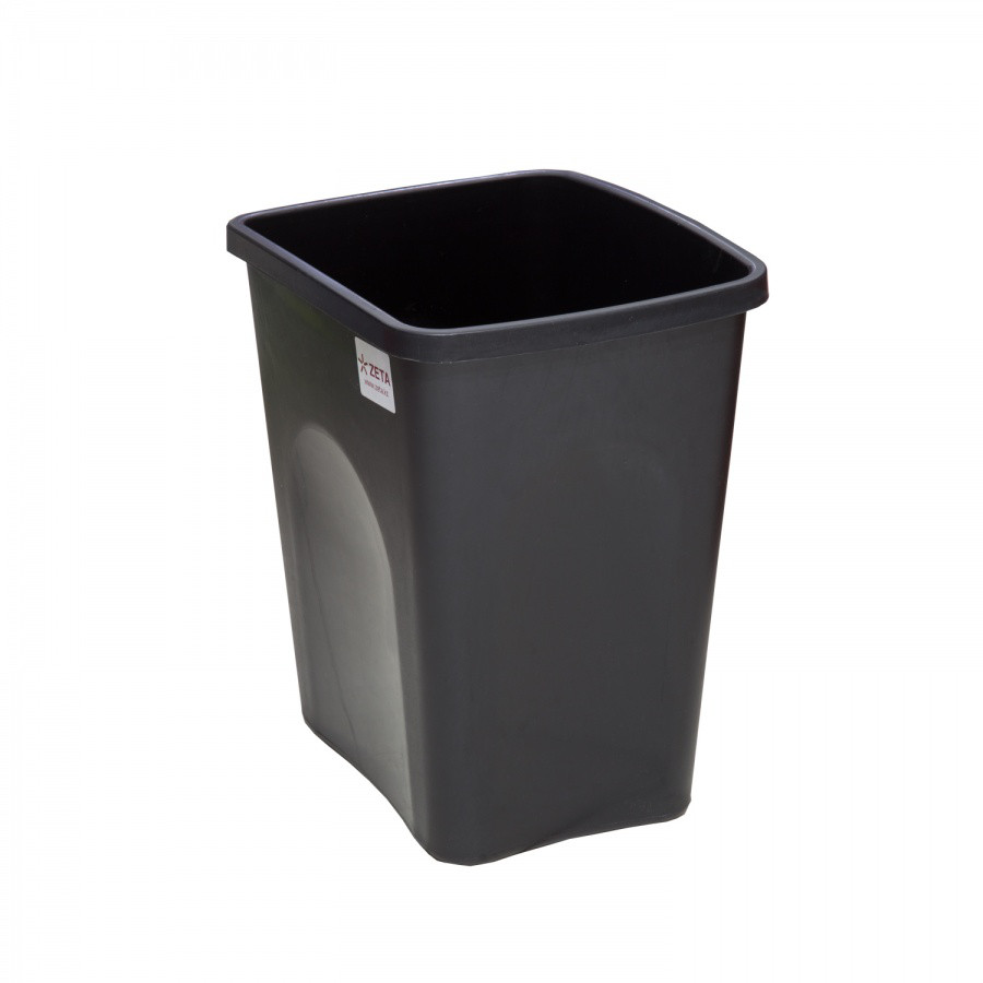 Ведро для мусора 24 л. (без клапана) из пластика