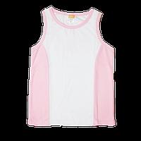Майка/борцовка размеры от S до 3XL розовая