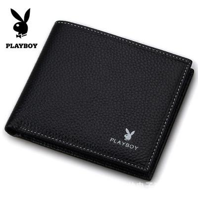 """Кожаное портмоне """"Playboy"""" - Успейте сделать заказ!"""