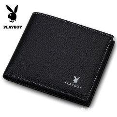 """Кожаное портмоне """"Playboy"""" - Успейте сделать заказ! Рассрочка. Kaspi RED."""