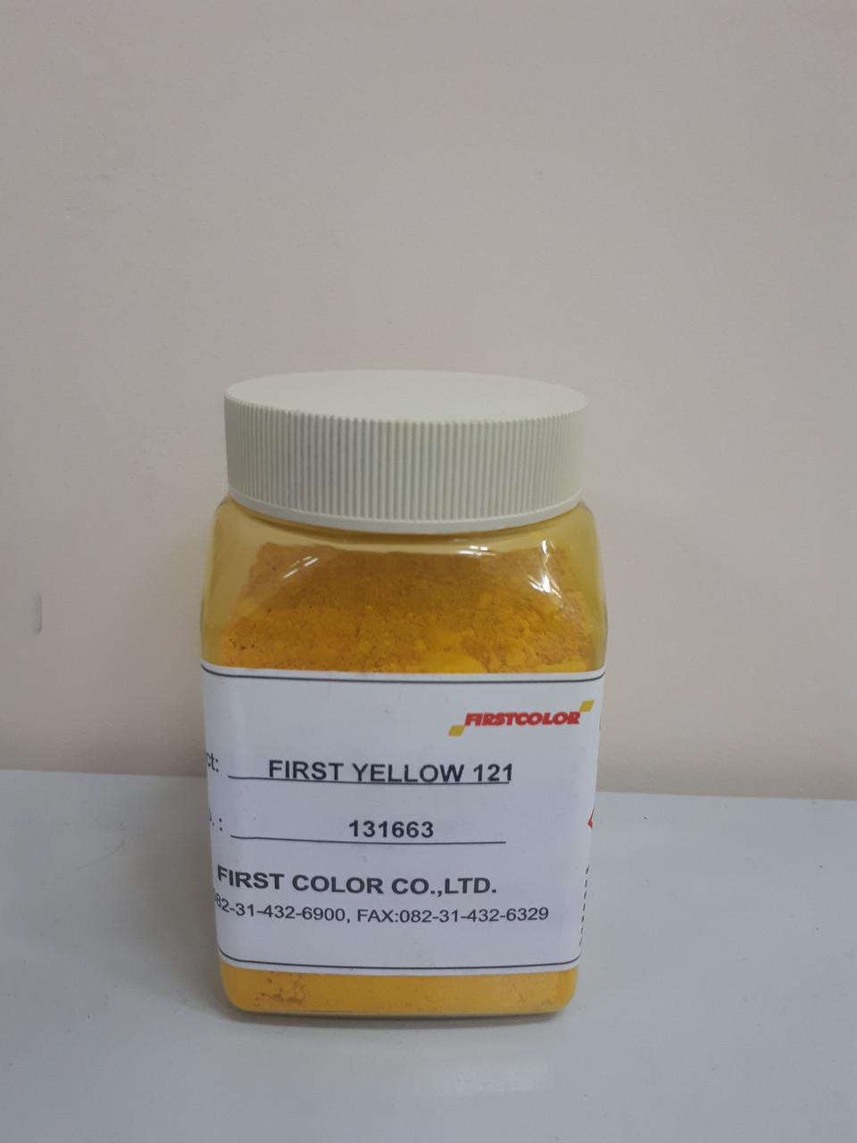 Органический пигмент желтый 121