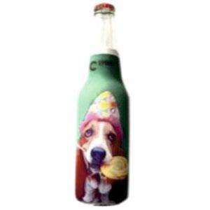 Чехол холодильник для бутылки Высота 19 см, Диаметр 9,6 см