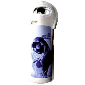 Чехол холодильник для бутылки (с ручками) Высота 28 см, Диаметр 11 см